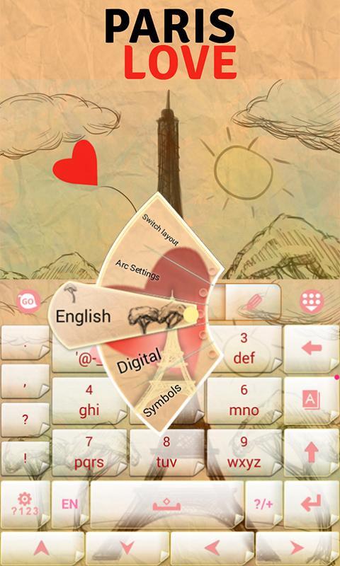 Paris-Love-GO-Keyboard 10