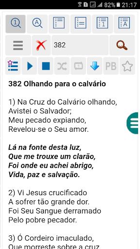 Harpa Cristã Pro (Cantado e Playback) screenshot