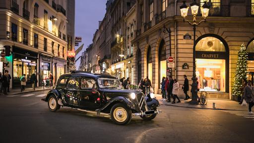 Faire le tour de Paris