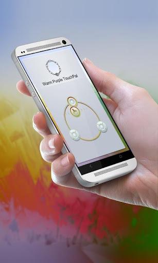 パープルウォーム TouchPal
