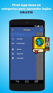 Pivel App - Aprender Ingles sin internet Pro for PC-Windows 7,8,10 and Mac apk screenshot 1