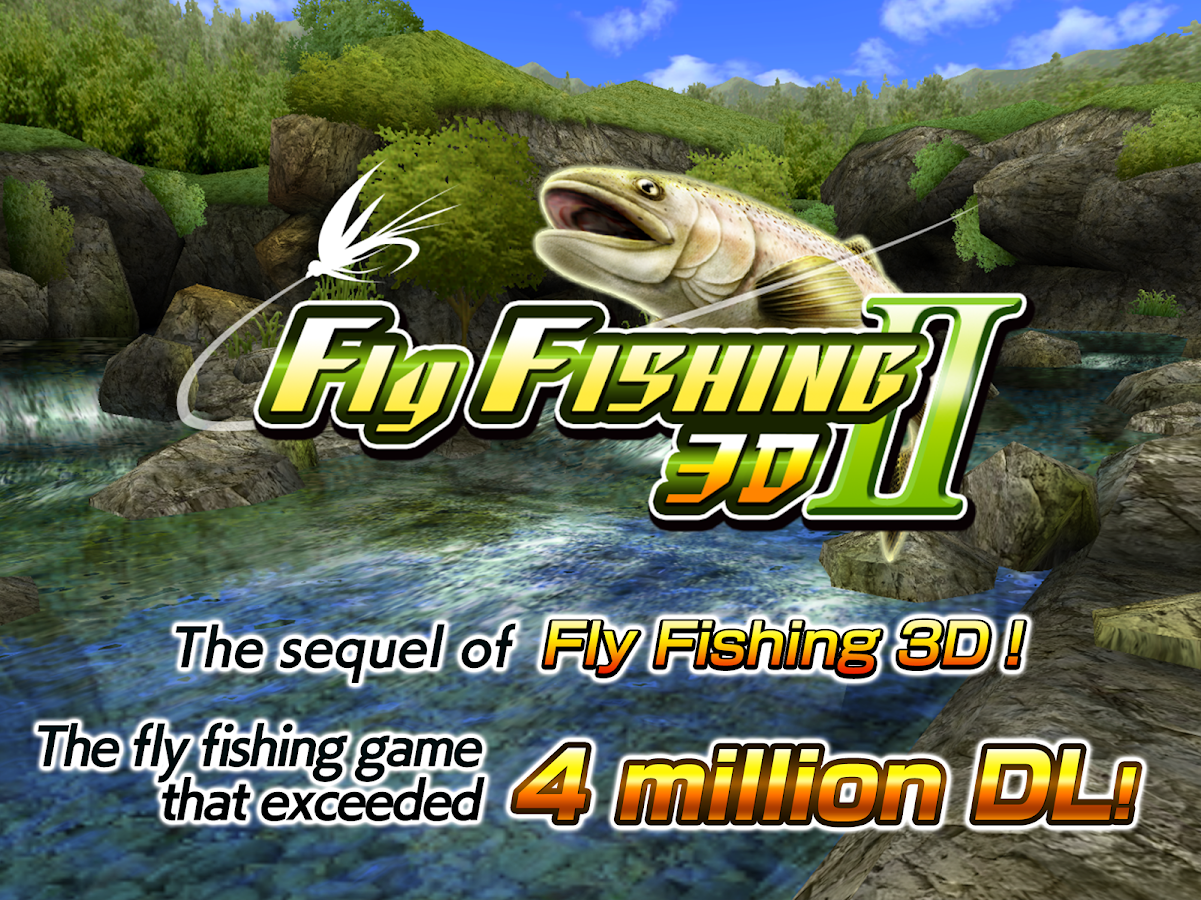 Fly fishing 3d ii android apps on google play for Fishing tournament app
