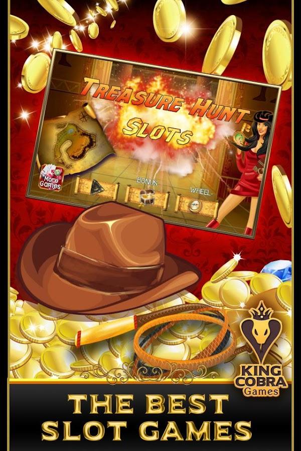 free slots treasure hunt