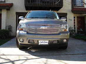 Photo: chrome headlight trim bezel, polished billet bowtie, vrhome mirror bottoms at www.AvalancheAndAccessories.com Buy at http://www.AvalancheAndAccessories.com Buy other auto and truck accessories at: http://www.AutoAccessoriesNow.com