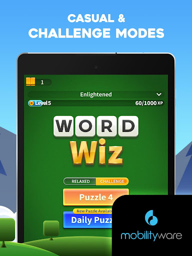 Word Wiz - Connect Words Game 2.1.3.935 screenshots 10