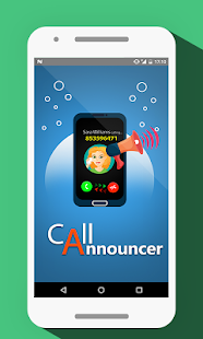 Automatic Caller Name Announcer - náhled