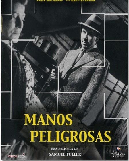 Manos peligrosas (1953, Samuel Fuller)