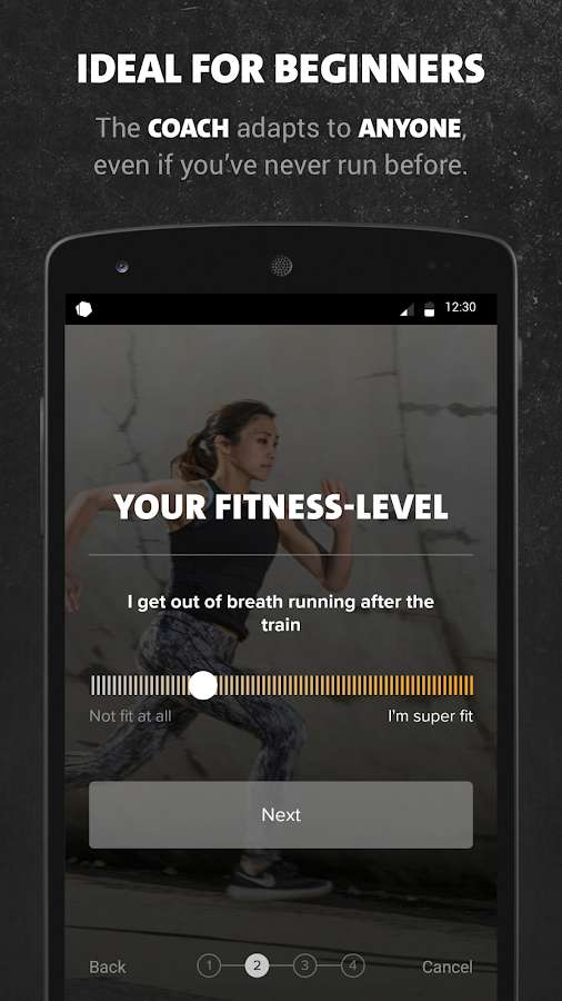 Freeletics Running- screenshot