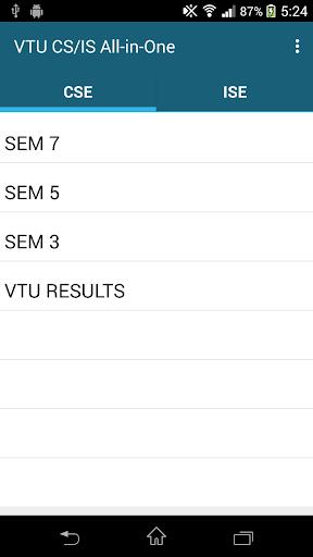 VTU CS IS All in One