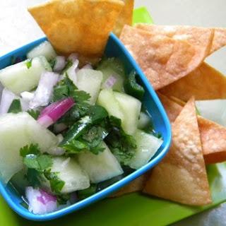 Honeydew Salsa