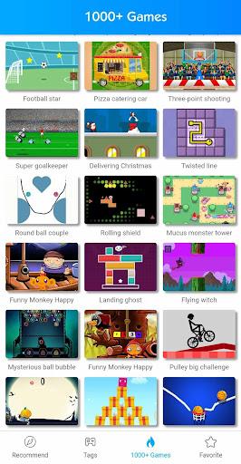 Fun GameBox -- jeu de voiture/jeux de tir  screenshots 2
