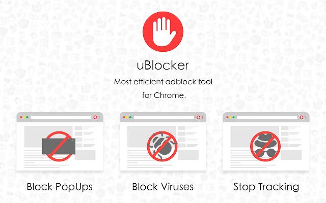 Ublock Origin - #1 adblock tool for Chrome