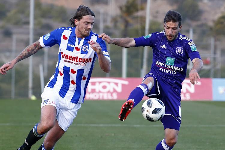 Et si le nouveau back droit d'Anderlecht se nommait Alexandru Chipciu ?