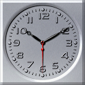 Carved Analog Clock Live Wallpaper 3D with photo icon
