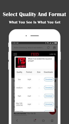 All Video Downloader 3.2 Screenshots 2