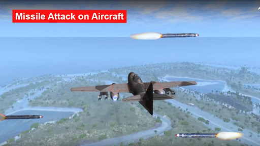 Real Missile Air Attack Mission 2020 apkmind screenshots 5