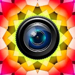 Kaleidoscope Camera Effects Icon