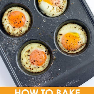 How to Bake Eggs in the Oven.