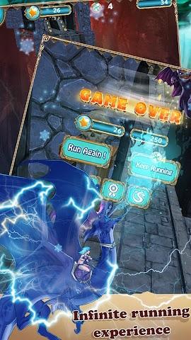 android Dragon Rise: Run 3D Game Screenshot 4