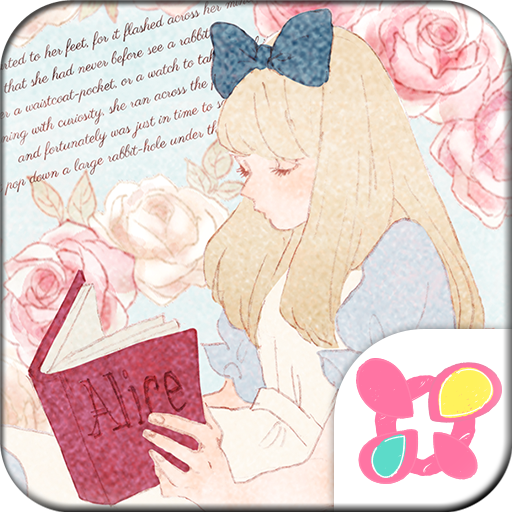 Cute Theme-Rosy Alice- Icon