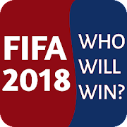 Who Will Win - FIFA World Cup 2018, Russia
