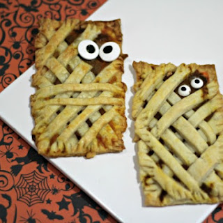 Mummy Breakfast Pastry