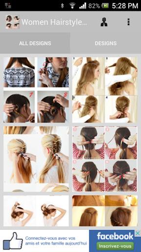 Women Hairstyles Tutorials