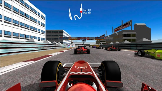 Formula Unlimited Racing- screenshot thumbnail