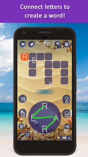 Word Beach: Fun Relaxing Word Search Puzzle Games screenshots 2