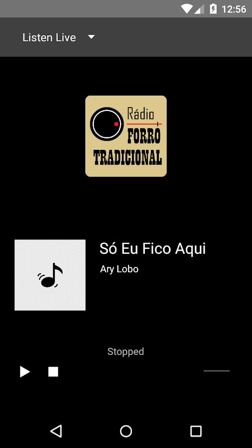 Rádio Forró Tradicional- screenshot