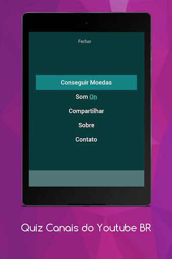 Quiz Canais Youtubers Brasil 8.5.1z screenshots 18
