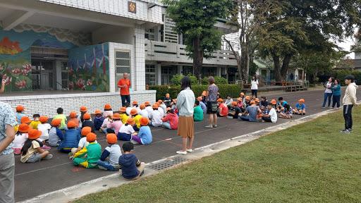 1081104升旗 11月慶生會