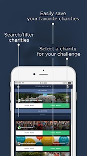 GoodBookey - Social Sports Betting for Charity- screenshot thumbnail