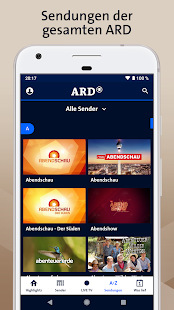 ARD Mediathek Screenshot