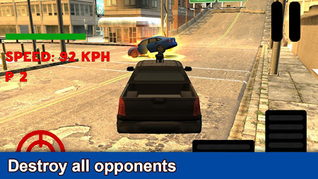 Combat Race Driver 1.0 screenshot 129844