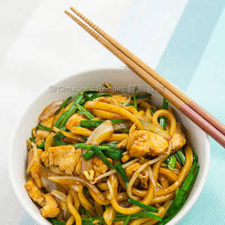 Teriyaki Chicken Udon.