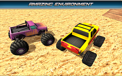 Monster Truck Funs of Stunts - náhled
