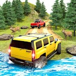 Super Off Road Jeep Driving : Mountain Car Drive icon