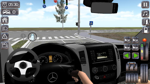 Minibus Sprinter Passenger Game 2019 2.10 screenshots 7