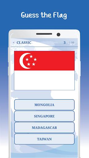 The Flags of the World u2013 Nations Geo Flags Quiz 5.1 screenshots 11