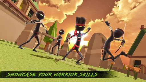 Stickman Shadow Hero Ninja Hack for the game