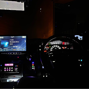 """ハイエースバン GDH201V スーパーGL""""DARK PRIME Ⅱ""""のカスタム事例画像 たつやさんの2020年02月13日21:17の投稿"""