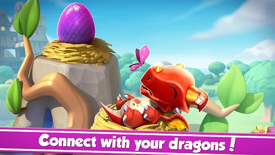 Dragon Mania Legends 5.7.0k MOD Apk (Unlimited Everything) 2