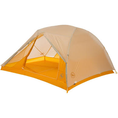 Big Agnes TigerWall UL3 Shelter: Gray/Gold, 3-person