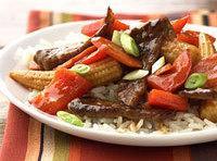 Szechwan Beef Stir-fry Recipe