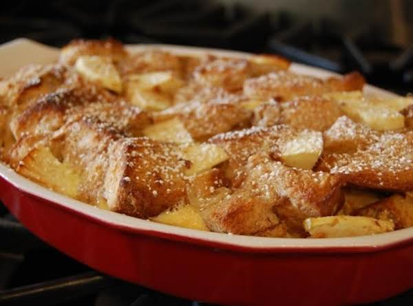 Caramel Apple French Toast Recipe
