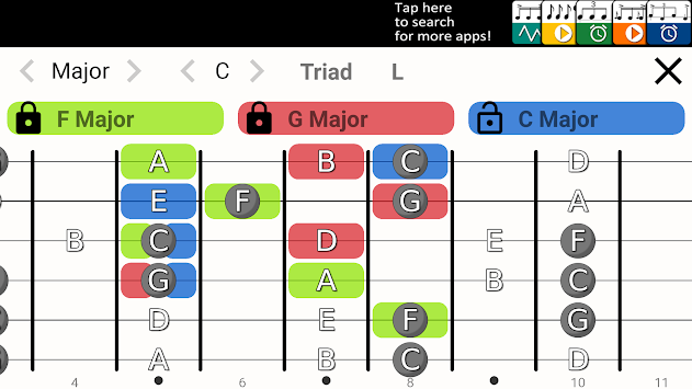 Download Guitar Chord Helper APK latest version app for android devices