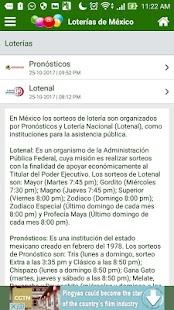 Loterías de México - náhled
