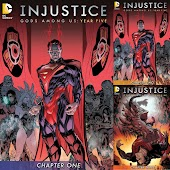 Injustice: Gods Among Us: Year Five (2015)