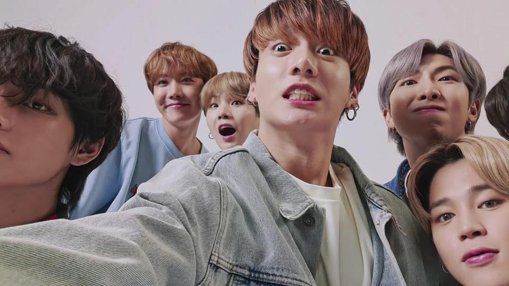 BTS personal pics x Samsung